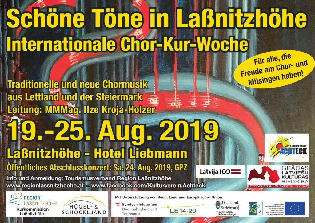 Schöne Töne in Laßnitzhöhe